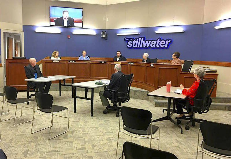 City Council gives, gets emergency update