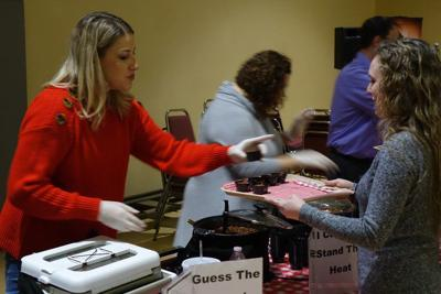 Chili cook-off raises funds for Saville Center medical cottage