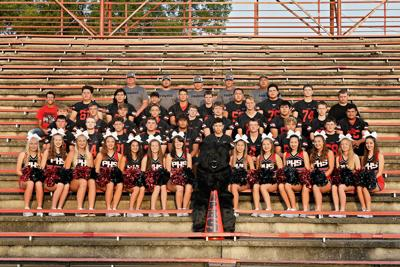 2020 Pawnee High football team