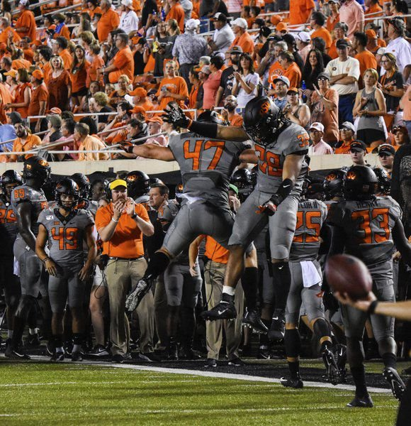 Gundy happy to see walk-ons stand out against McNeese