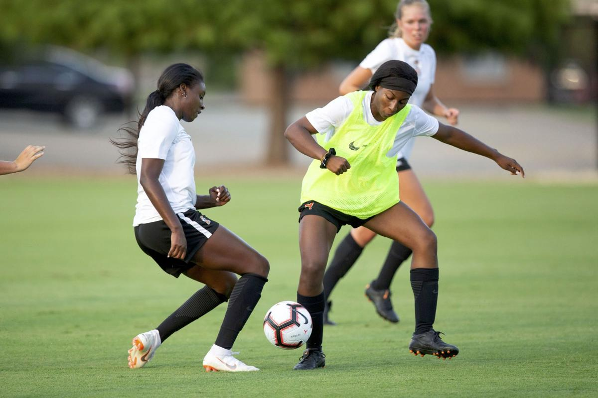 Cowgirl soccer enters exhibition game ready to roll