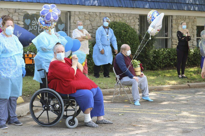 Local nursing home celebrates COVID-19 recoveries