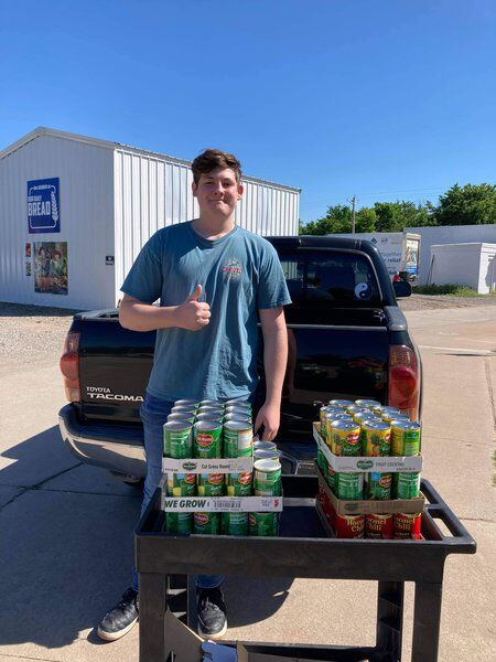 OSU student shocks community with donation to Our Daily Bread