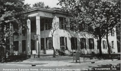 American Legion home