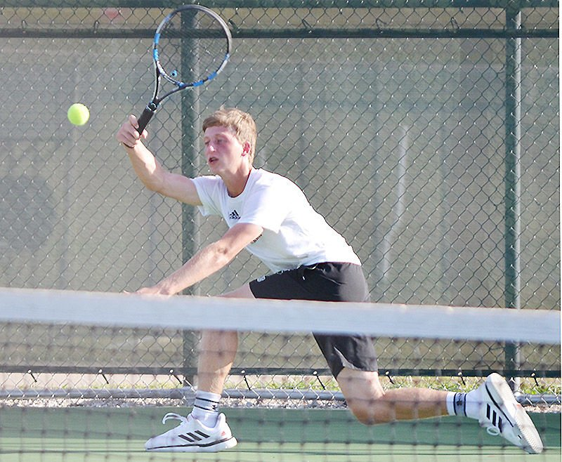 Rivet heads to sectional final