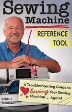 Sewing Machine Reference Tool Book Cover