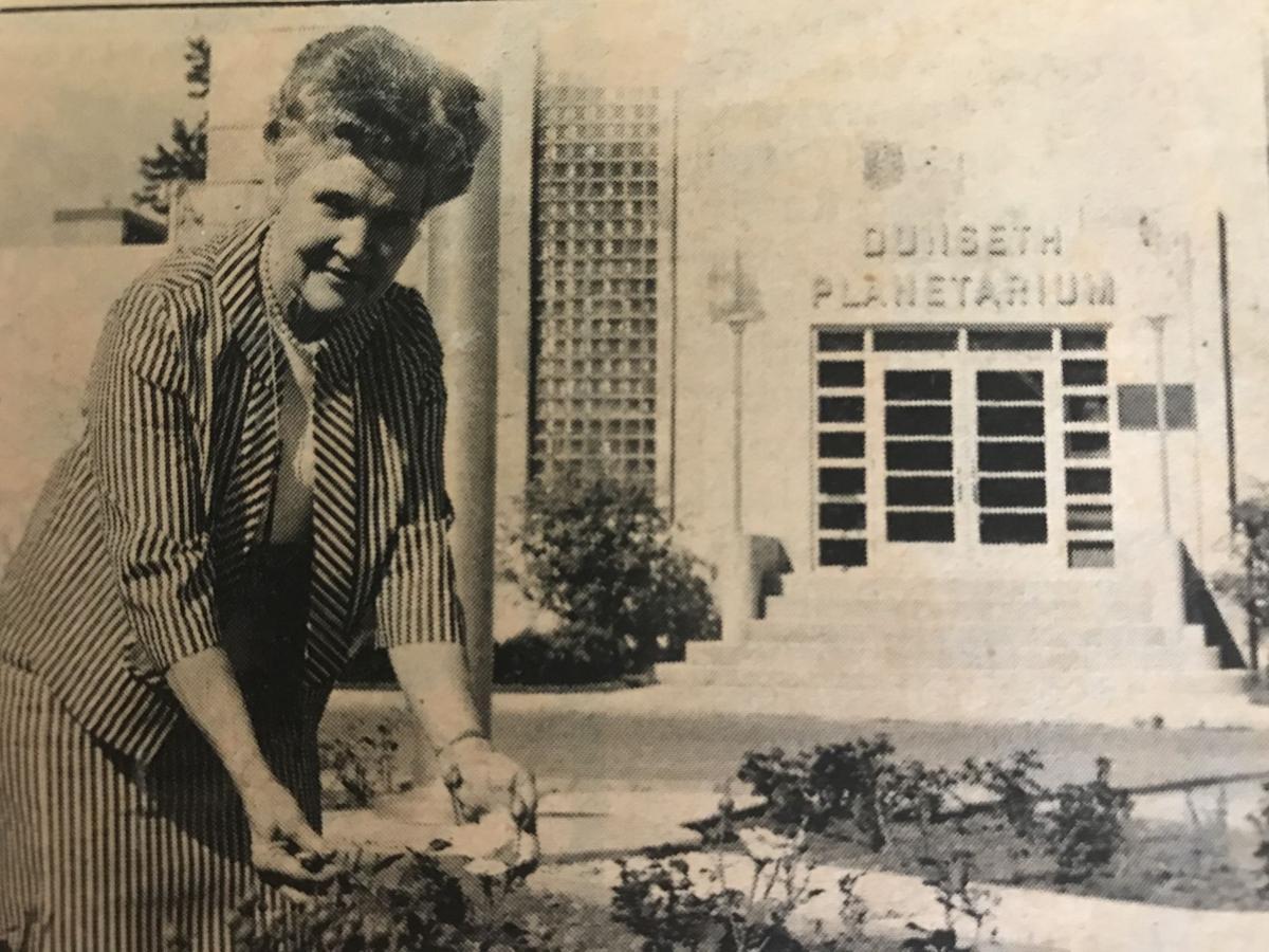 Mrs. Ruth Carter, May 1965