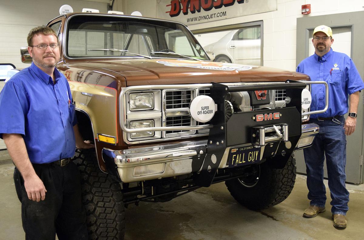 'Fall Guy' truck sells for $50K | News | suncommercial.com