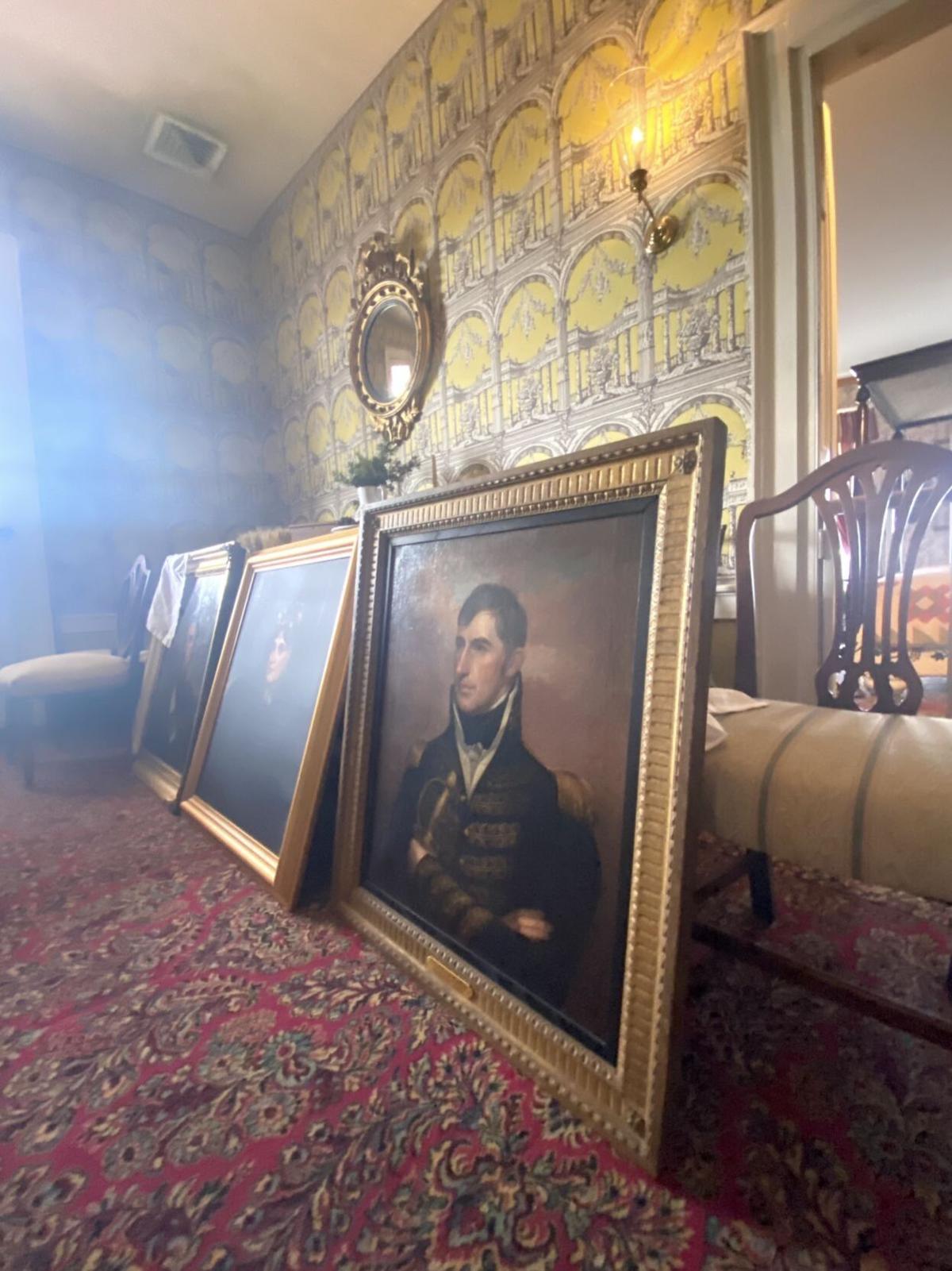 Grouseland portraits