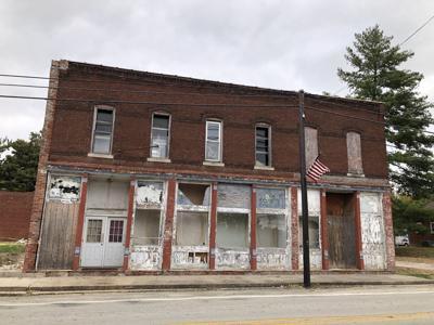 Freelandville building to be demolished