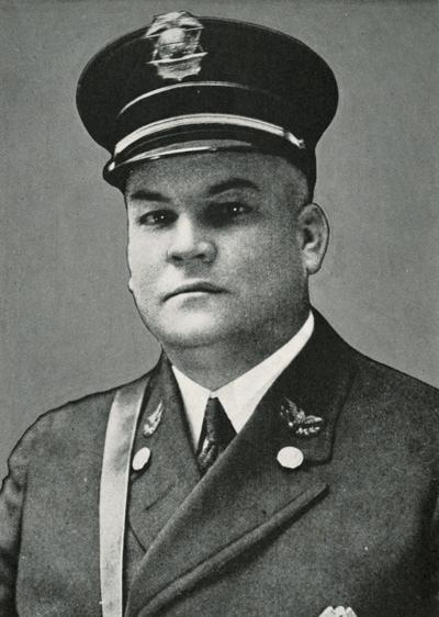 Vincennes Police Chief Thomas M. Martin