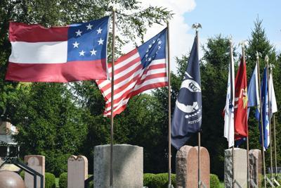 Confederate Flag Flap