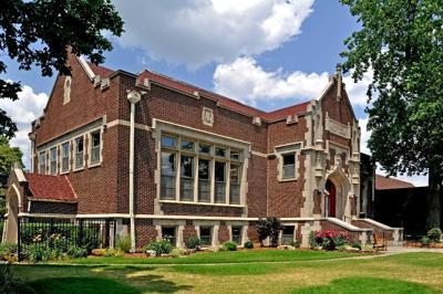 Vincennes Carnegie Library