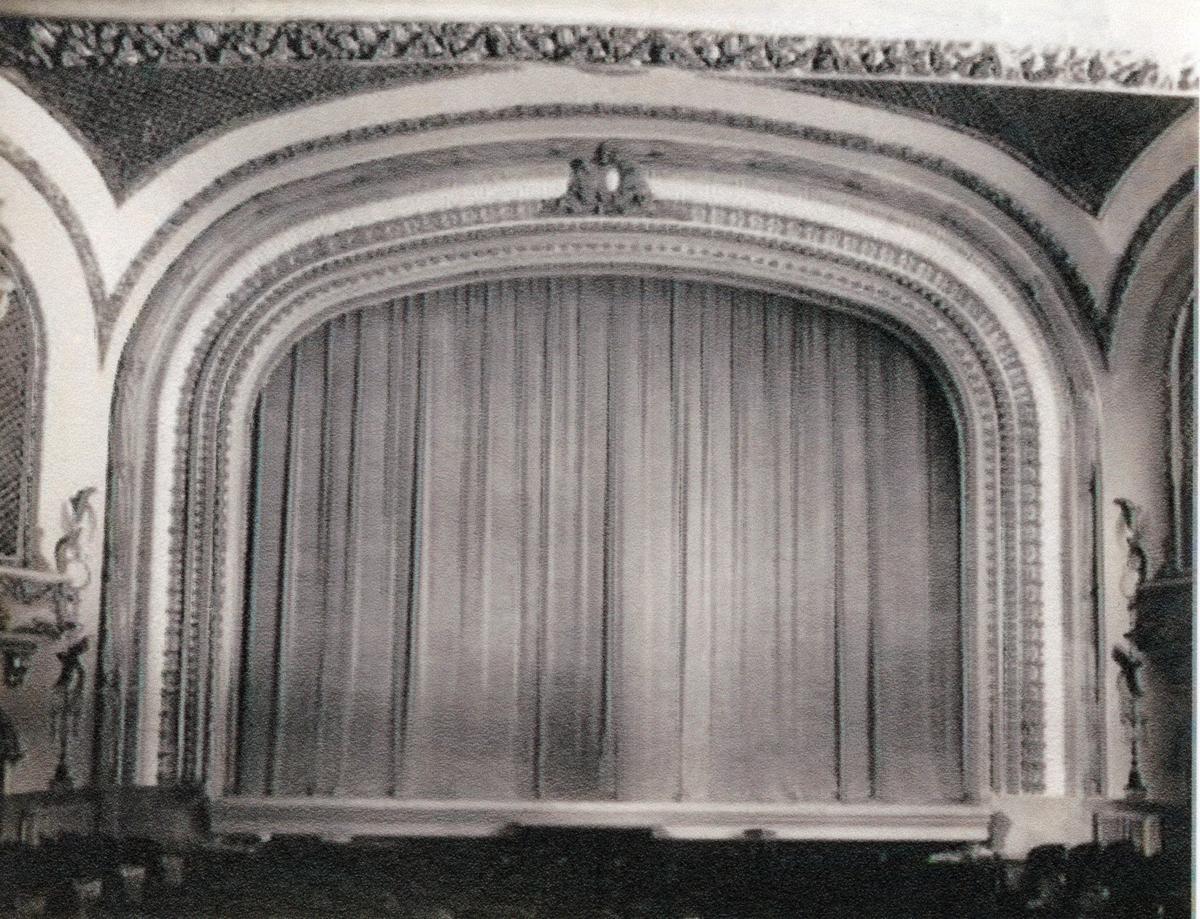 Pantheon stage