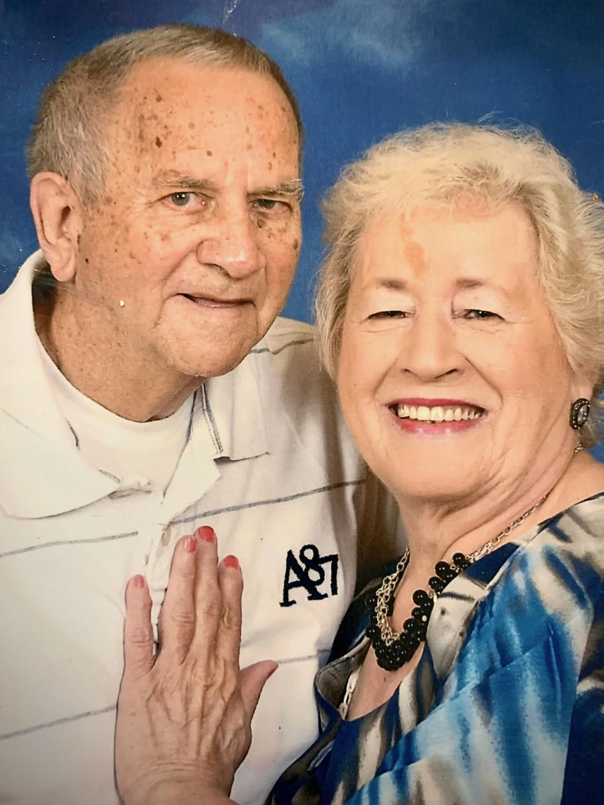 Dave and Sue Kutter of Vincennes