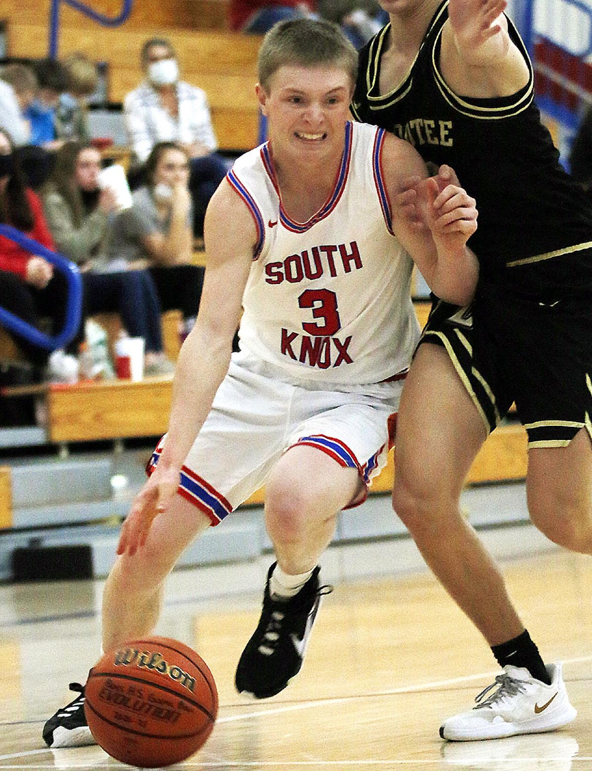 South Knox's Holscher is S-C's best