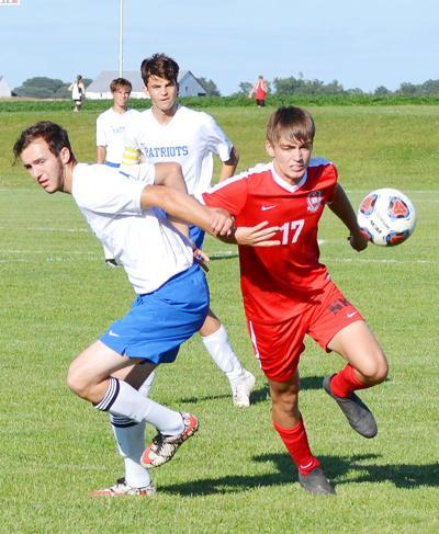 Soccer roundup: Warriors drop Owen Valley, 1-0