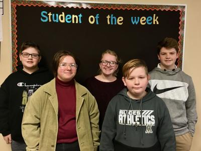 George Rogers Clark Middle School Students of the Week