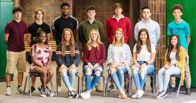 Lincoln Homecoming Court
