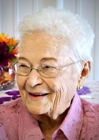 Betty Ann Thuis