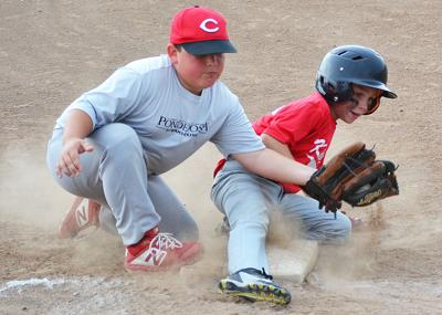 Rain throws Cub League curve