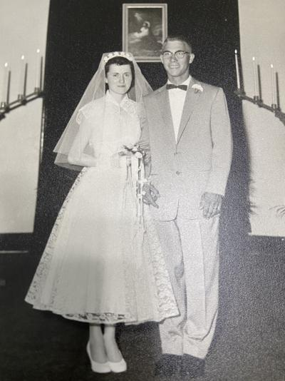 Mr. and Mrs. James R. McCrary