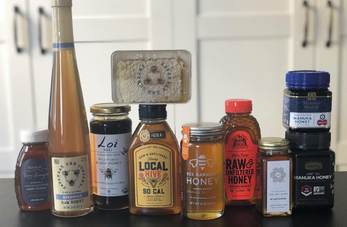 Honey's got buzz