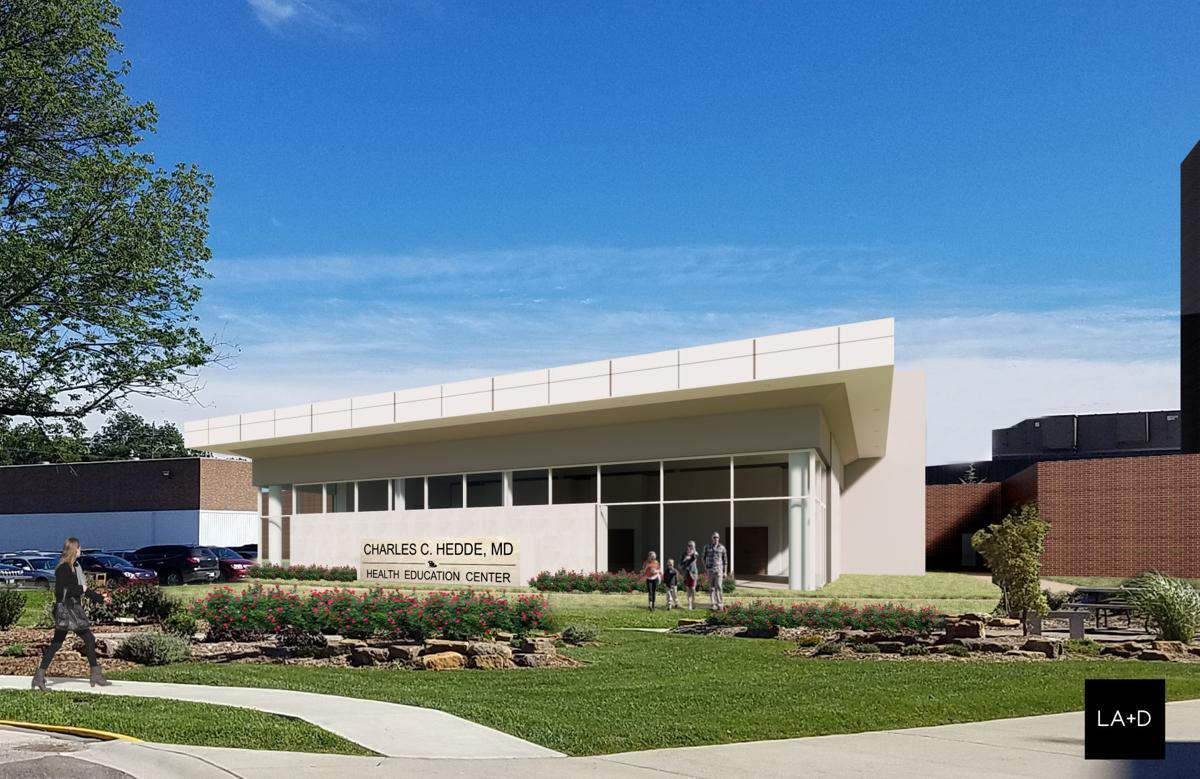 Education center to bear Dr  Hedde's name | News