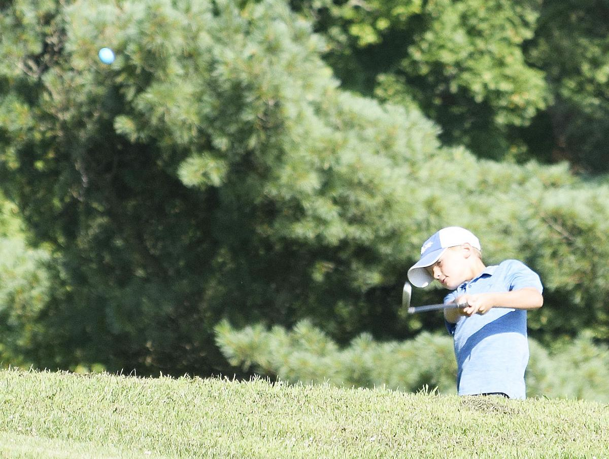 Jr. Golf wraps up at CCOV