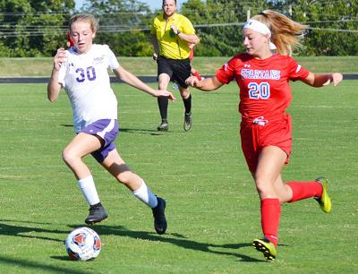 Local roundup: Derouin's goal lifts Lady Spartans