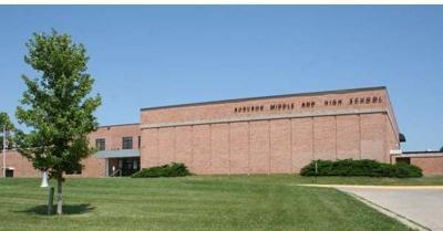 Audubon Middle School/High School Building