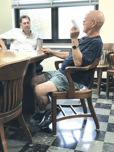 Custodian Doug Weston Retires