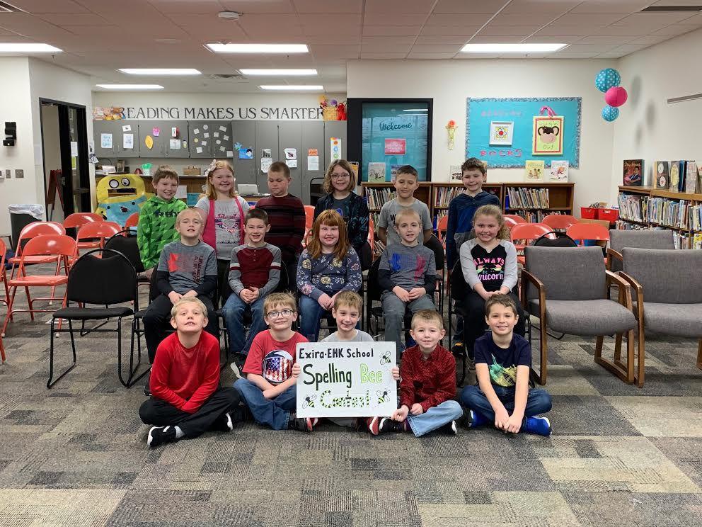 Spelling Bee First Through Third Grade