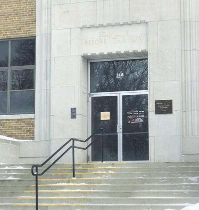 Audubon County Courthouse