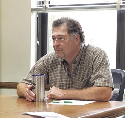 Rick Thompson, Audubon County Supervisor Chair