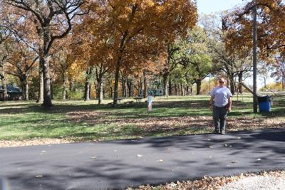 Cold Springs Park Road Project Completed