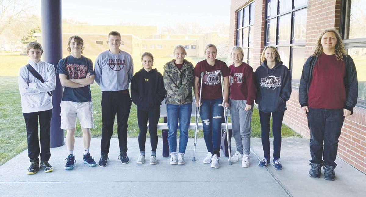 Quiz Bowl Participants