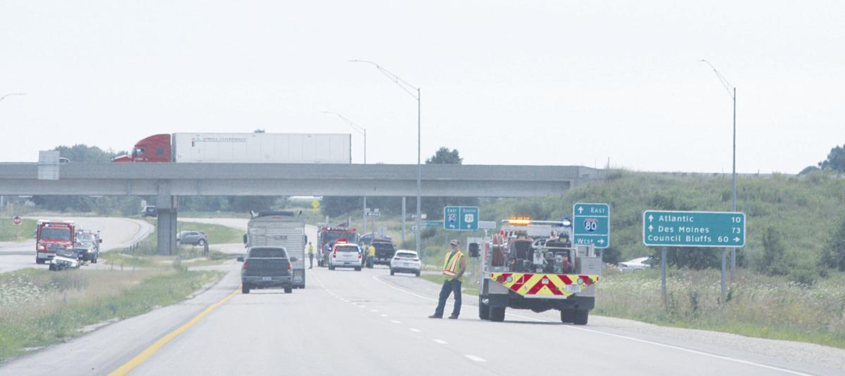 Semi Rollover on I-80/Highway 71 Ramp | Lifestyle
