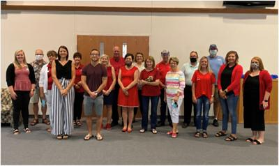 Atlantic Area Chamber Ambassadors Visit First Church of Christ