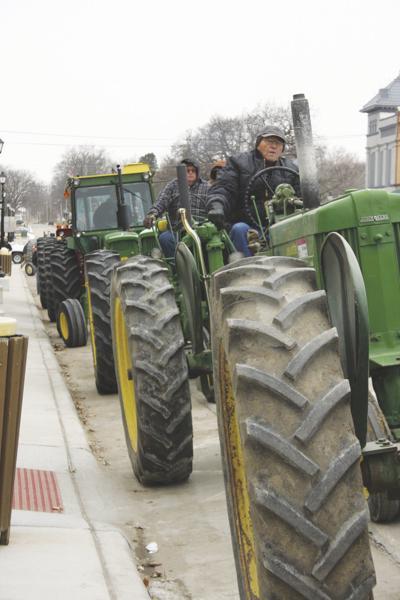 Brrrr Tractor Ride