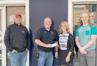 Rose Theater raises funds for Fire & Rescue Association