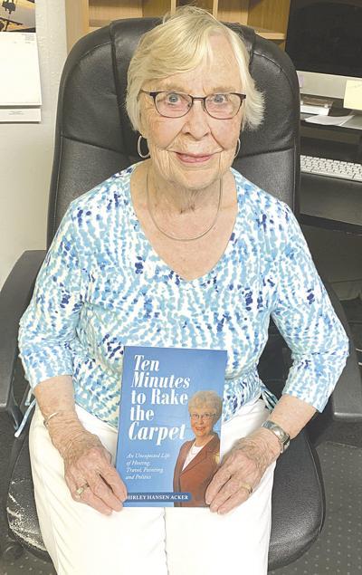 Unusual Experience Helps Atlantic Woman With Memoir Title