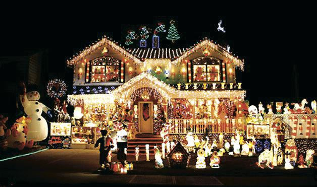 Christmas Decorating Contest