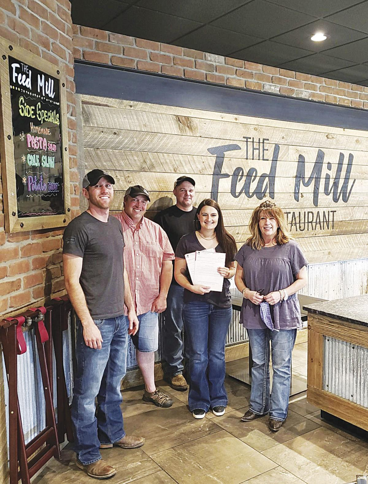 Waspys and The Feed Mill