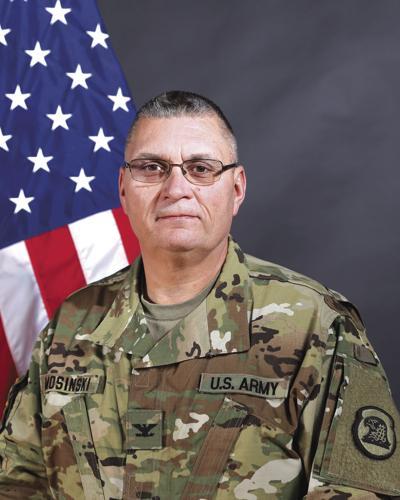 Lt. Col. Donald J. Mosinski