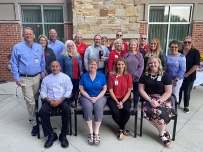 Atlantic Area Chamber Ambassadors Visit Heritage House