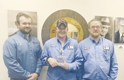 Local Contractor Receives Award