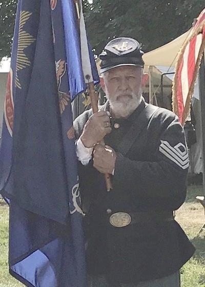 Civil War Soldier Program On Jan. 19
