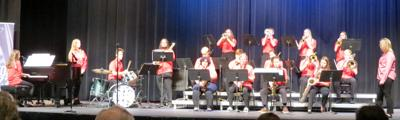 Audubon Jazz Band Places Second in Triton Jazz Festival