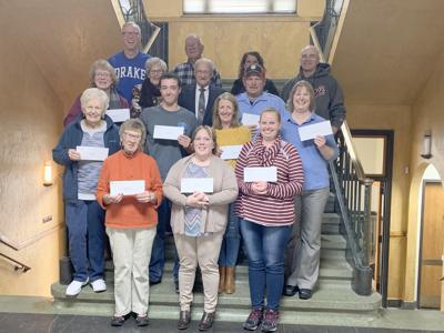 Cass County Community Foundation Presents Grants